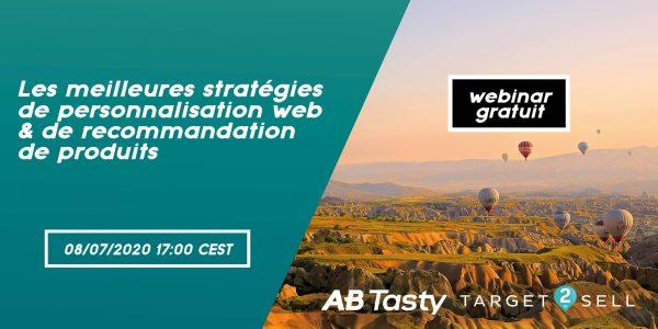 Webinar-Target2Sell-ABTasty-les meilleures-stratégies-de-personnalisation