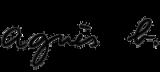 agnès b. Logo Target2Sell