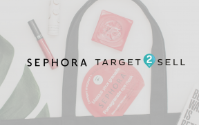 Sephora & Target2Sell étude de cas